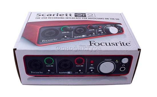 скачать драйвер для звуковой карты Focusrite Scarlett 2i2 - фото 11