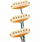 Gen 4 Noiseless Stratocaster Pickups, Set Of 3