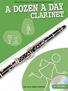 WMR101134 - A Dozen A Day - Clarinet