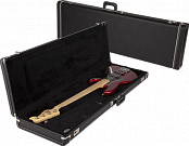 JAZZ BASS MULTI-FIT HARDSHELL CASE STANDARD BLACK
