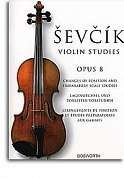BOE005163 - SEVCIK VIOLIN STUDIES CHANGES OF POSITION