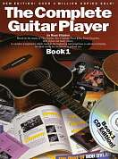 AM953161 - THE COMPLETE GUITAR PLAYER BOOK 1 NEW EDITION GTR BOOK