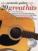 AM976734 - Play Acoustic Guitar With... 20 Great Hits
