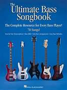 HL00701946 - ULTIMATE BASS SONGBOOK COMPLET RESOURCE EVERY BASS PLAYER GTR TAB B