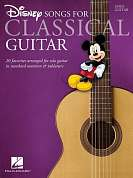 HL00701753 - Disney Songs - Classical Guitar