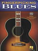 HL00701277 - FINGERPICKING BLUES 15 SONGS ARR FOR SOLO GUITAR GTR TAB B
