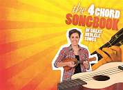 HLE90004717 - The 4 Chord Songbook Of Great Ukulele Song
