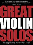 AM989868 - GREAT VIOLIN SOLOS VLN BOO