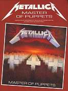 AM91667 - METALLICA MASTER OF PUPPETS GUITAR TAB BOO