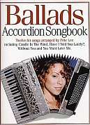 AM951082 - Accordion Songbook Ballads