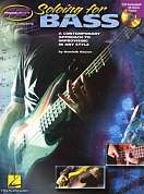 HL00696411 - MUSICIANS INSTITUTE SOLOING FOR BASS GUITAR WITH TAB BOOK